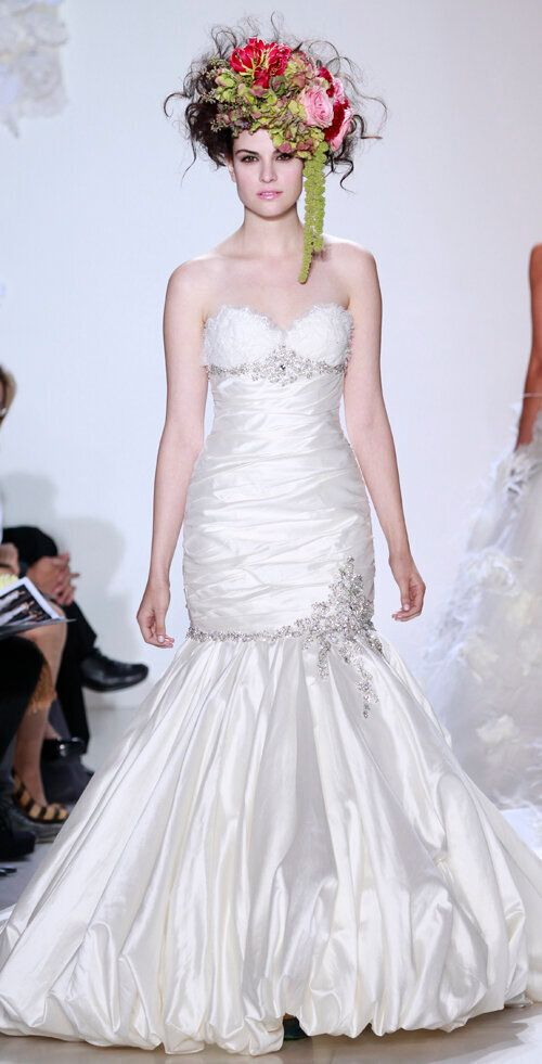 These Princess Bridal Gowns are So