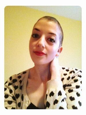 The Time I Shaved my Head (and It Kinda