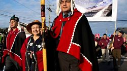 9 First Nations Quit Pipeline Review