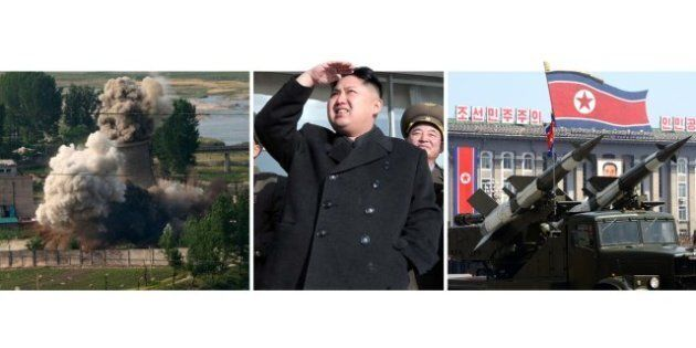 North Korea: Foreigners In South Korea Urged To
