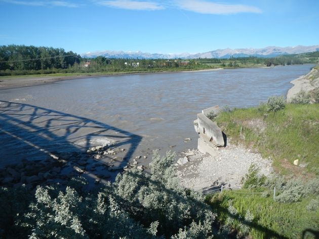 Alberta Floods and Hurricane Sandy Deja