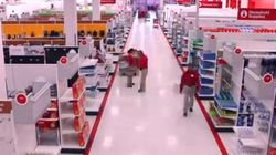WATCH: Target Invades Canada At 'Warp