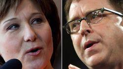 B.C. Premier Blamed For TV Debate