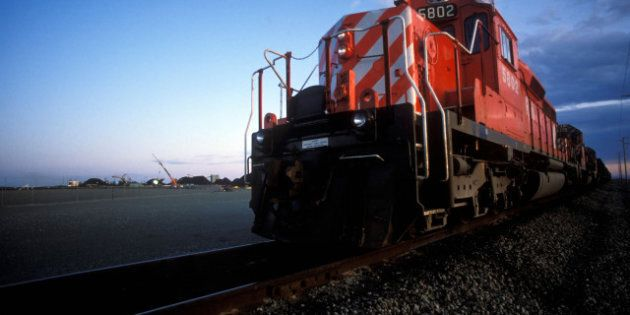 Mischief On CP Rail Line In Central Alberta Forces Emergency Train