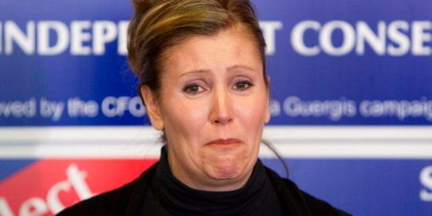 Helena Guergis Has No Grounds To Sue Harper, Tories: Ontario