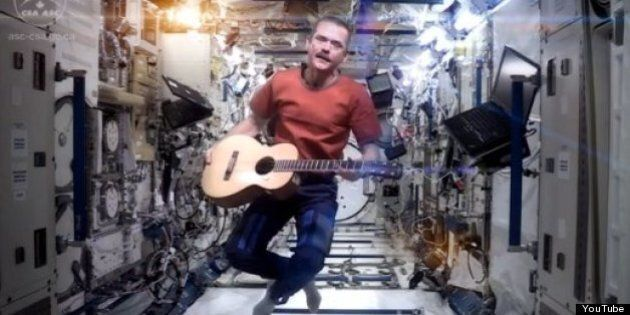 Vancouver Link To Hadfield's Space