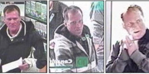 Richard Rupert, 'Nephew Bandit', Arrested In