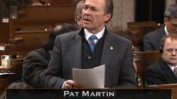WATCH: Pat Martin's Poetic Ode To The