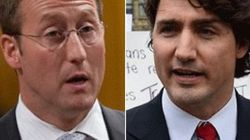 Trudeau On Pot A 'Poor