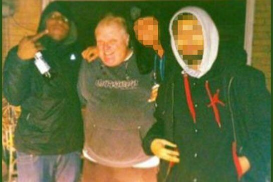 Rob Ford's Story Is Really About the Drug