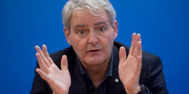 Liberal Leadership Candidate Marc Garneau Says He Can Win By Being