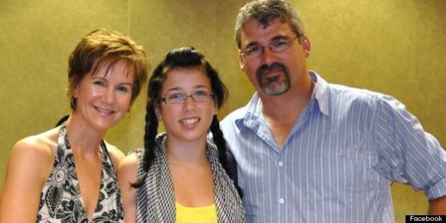 Rehtaeh Parsons' Father Says He Received Death