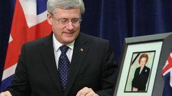 Harper To Attend Thatcher