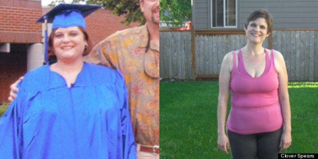 Weight Lost: How Clover Spears Dropped 128