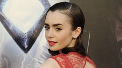 Lily Collins The Next Kristen