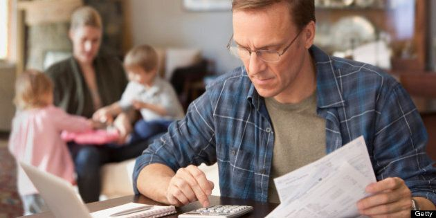 Household Income: Canada's Families See Years Of Stagnation, StatsCan
