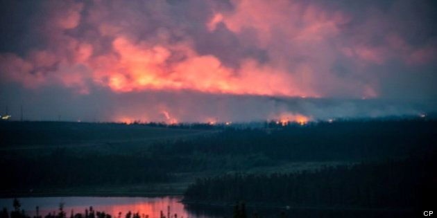 Labrador Forest Fire: Crews Hope To Fight From Air And Ground