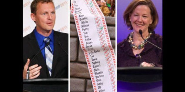 Alberta Politicians Make Canadian Taxpayers Federation's Naughty Or Nice