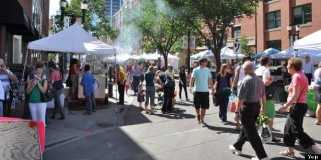 Alberta Farmers' Markets Offer Seasonal Goods All