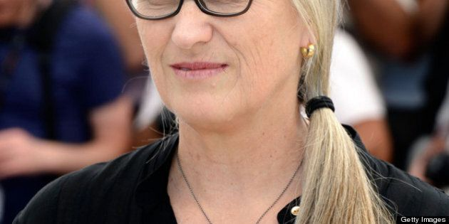 CANNES, FRANCE - MAY 22:  Director Jane Campion attends the 'Jury Cinefondation' Photocall during the 66th Annual Cannes Film Festival on May 22, 2013 in Cannes, France.  (Photo by Pascal Le Segretain/Getty Images)
