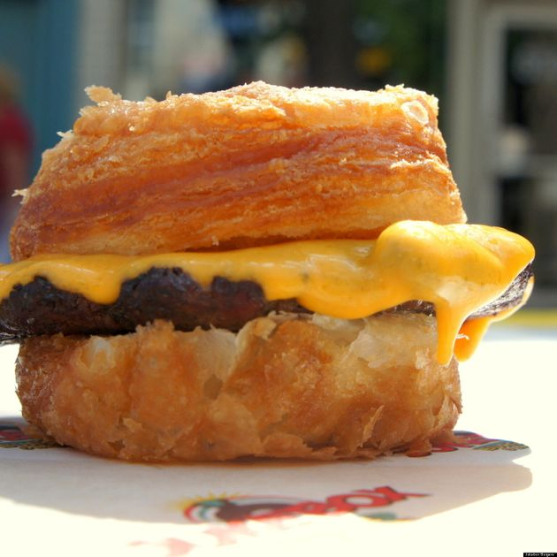 Cronut Burger: Montreal Restaurant Owner Unfazed By CNE Food Poisoning