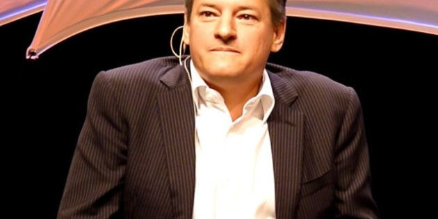 Netflix Canada: Ted Sarandos Says Canadians 'Have Almost Third-World Access To The