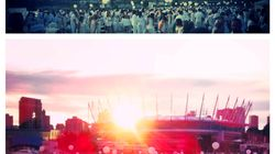 Dîner en Blanc Brings Sparkly Spectacle Back to