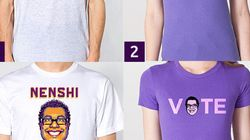 LOOK: Nenshi T-Shirt Craze