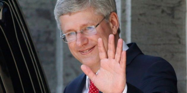 Harper: Senate Appointments Won't Happen Any time