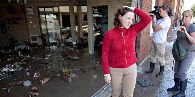 Alberta Flood Fringe Buyouts A Possibility: