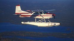 Plane Found Upside-Down In Lake, Pilot
