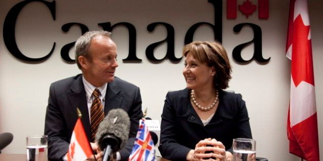 BC Election 2013: Stockwell Day Endorses Liberals | HuffPost