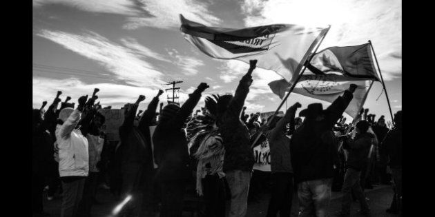 Native Canadians Must be Idle No More on Election