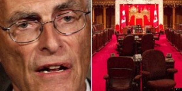 Senate Expense Scandal: James Cowan, Liberal Leader In Senate, Says 'Enough Is