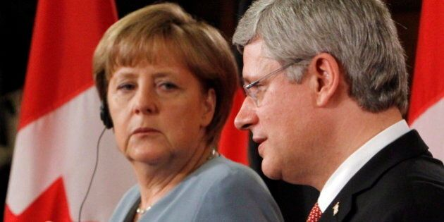 Canada-EU Free Trade Talks: Drug Patent Protection Emerges As Contentious