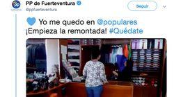 La genial respuesta del PP de Fuerteventura al cachondeo por su último vídeo de