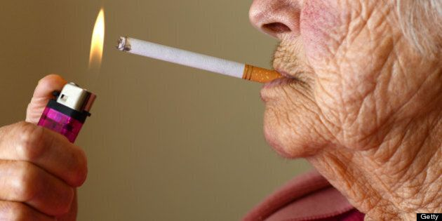 Talking Cigarette Packs Could Help Smokers