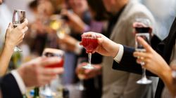 A Holiday Party Drinking Guide — For