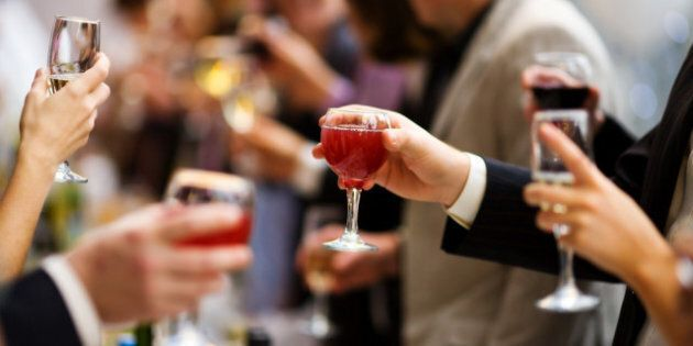Holiday Drinks: A Holiday Party Drinking Guide -- For