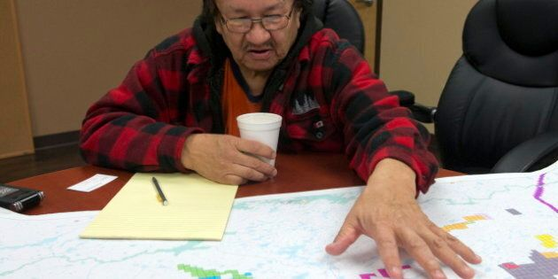 Fort Hope First Nation Looks To Natural Resources As Idle No More Protests March