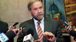 Mulcair Launches Campaign To Kill 'Discredited'