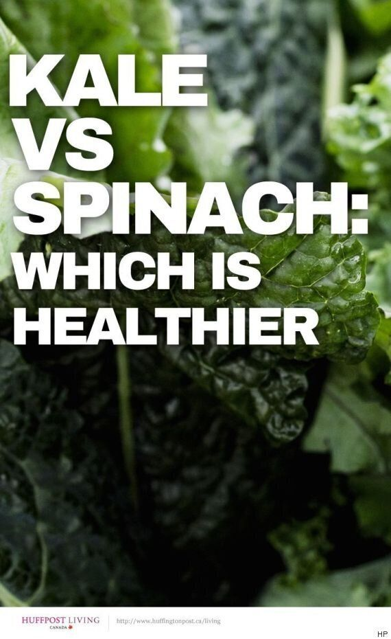 Kale vs Spinach: Which Is
