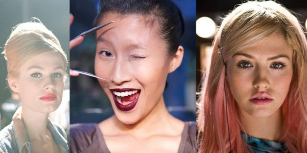 Beauty Tips: Makeup And Hair Trends For Spring 2013 From Toronto Fashion