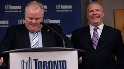 Doug Ford's Crack Statement Makes Twitter Very