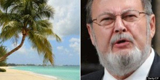 Turks And Caicos Next Canadian Province? Tory MP Pushes
