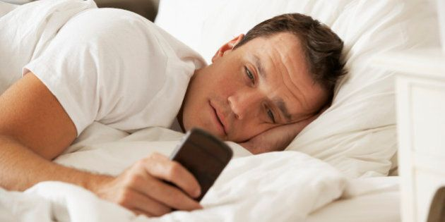 Sleep Texting: People Addicted To Phones Text While They