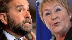 Mulcair Cautions