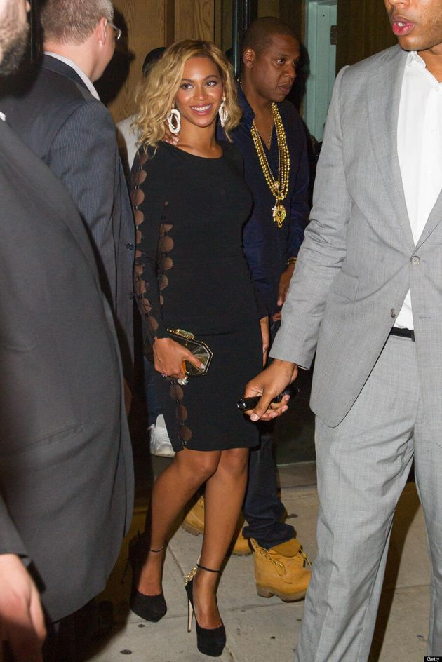 Beyonce Skips The 2013 MTV VMAs For Way Cooler Party With Jay-Z