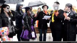 WATCH: Zombie Wedding.. Till Undeath Do They
