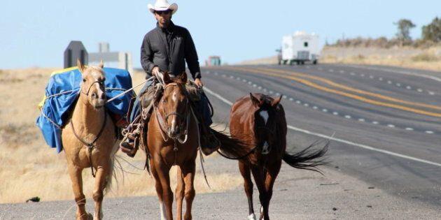 Filipe Masetti Leite Horseback Ride: Calgary Cowboy's Epic Journey From Calgary To Brazil In Search Of